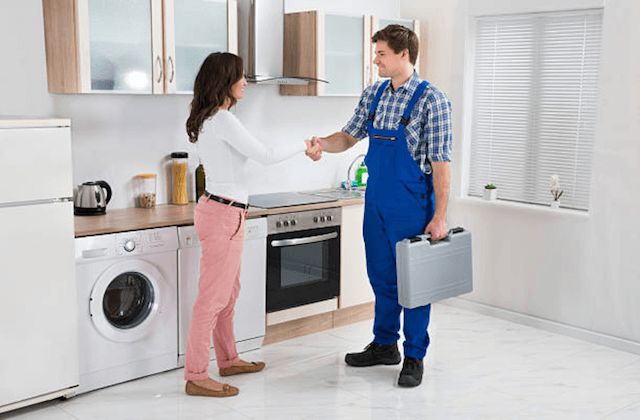 appliance repair Alpine