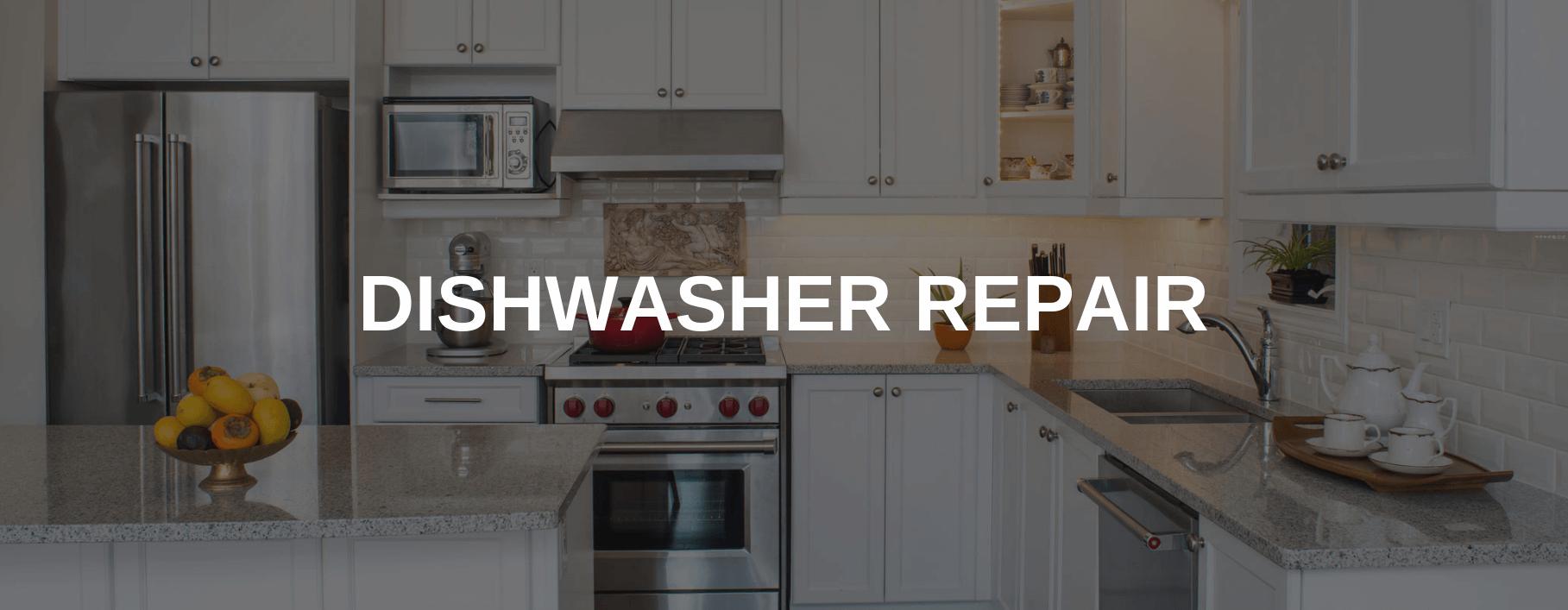 dishwasher repair california
